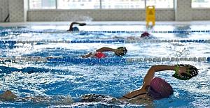 Yıldırım Kış Spor Okulları yeniden açıldı