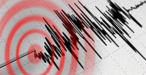 Yunanistan'da 5.2 Büyüklüğünde Deprem!