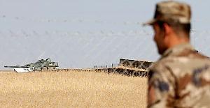 Başikaüs bölgesine yapılan roketli saldırıda bir Askerimiz Şehit oldu