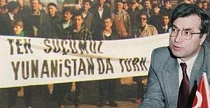 Batı Trakya Türklerinin lideri Dr. Sadık Ahmet'in hayatı ve mücadelesi beyazperdeye aktarılacak