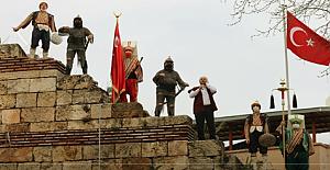 Bursa'nın Fethinin 695. Yıl Dönümü Törenlerle Kutlandı