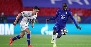 Chelsea 2014'ten sonra ilk kez yarı finalde: Chelsea 0-1 Porto
