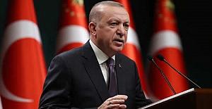 Cumhurbaşkanı Erdoğan, 'Emekli Bayram İkramiyesi'ni 100 TL zamla Bin 100 TL olarak açıkladı