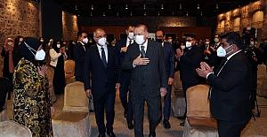 """Cumhurbaşkanı Erdoğan: """"Geçimi sıkıntıya düşen her kardeşimizin derdi bizim derdimizdir"""""""