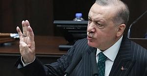 Erdoğan Montrö bildirisinden ötürü CHP'yi suçladı