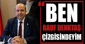 """KKTC Cumhurbaşkanı Ersin Tatar: """"Ben Rauf Denktaş çizgisindeyim. Hem Türkiye'nin, hem de Kıbrıs Türklerinin haklarını savunuyorum"""""""