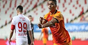 Galatasaray deplasmandan galibiyetle döndü