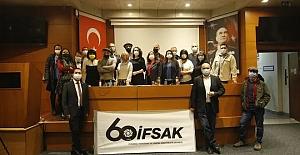 İFSAK 54. Olağan Genel Kurulu yapıldı