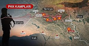 Kuzey Irak'ta  geniş çaplı operasyon