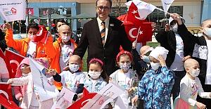 LÖSEV Sağlık Kenti'nde 23 Nisan Coşkusu