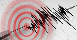 Mersin'in Mut ilçesi'nde 3.9 şiddetinde bir deprem gerçekleşti