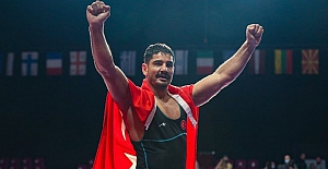 Milli güreşçimiz Taha Akgül, 8. kez Avrupa şampiyonu oldu