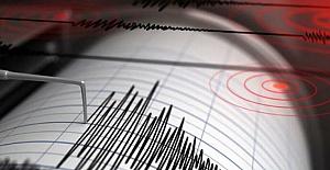 Muğla'nın Datça açıklarında 4,2 büyüklüğünde deprem