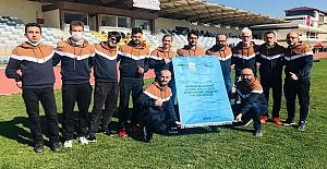 Nilüfer'in Görme Engellileri, Türkiye Şampiyonası'ndan 11 madalya ile döndüler