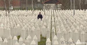 Srebrenitsa Şehitliği'nde ramazan hüznü