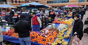 TÜİK verilerine göre, Enflasyon Mart ayında yıllık yüzde 16,19 artış gösterdi