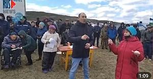 Türk Cumhuriyetleri baş kaldırmaya mı başladılar? Başkurdistan'da Rusya'ya karşı protesto