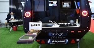TÜYAP İstanbul Karavan Fuarı'nda Karavan Satışları Patlama Yaptı