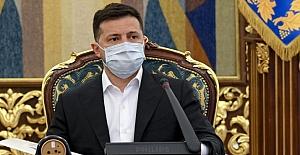 """Ukrayna Cumhurbaşkanı Zelenskıy: """"Sorun varsa cevabını vermeye hazırız, ordumuz hazır"""""""