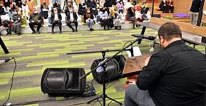Ünlü Santur Sanatçısından Yıldırımlılara Konser