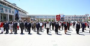 19 Mayıs Atatürk'ü Anma Gençlik ve Spor Bayramı yurdun her yerinde törenlerle kutlandı
