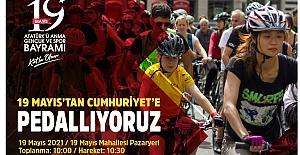 "19 Mayıs'ta ""Bisiklet Kortejli"" Kutlama"
