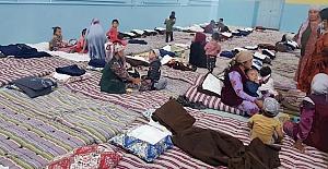 33 bini aşkın Kırgız vatandaşı, sınır çatışması nedeniyle yerinden edildi