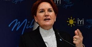 Akşener'den Erdoğan'a 'Daha neler olacak neler' yanıtı
