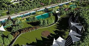 Ankara'da Millet Bahçesi 30 Ağustos'ta açılıyor