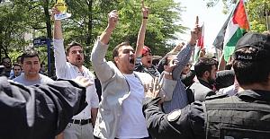 Ankara'da İsrail ve ABD'ye tepki büyüyor