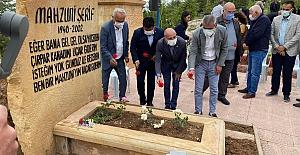Aşık Mahzuni Şerif, Hacıbektaş'taki mezarı başında anıldı