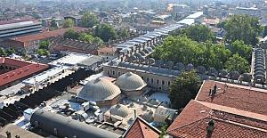 Bu hafta sonu Bursa'nın 700 Yıllık Tarihi Hanlar Bölgesi'ndeyiz