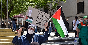 Bursa, Filistin için tek yürek