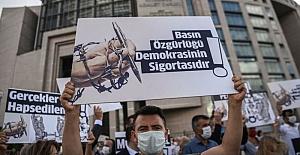 Dünya Basın Özgürlüğü Günü: 'Türkiye'de özgür bir basından söz edemiyoruz'