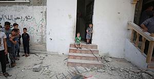 Filistinli çocuklar İsrail'in hava saldırılarından ve ablukasından nasıl etkileniyor?