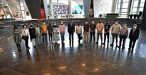 Filistinli Öğrenciler Türkiye'ye Müteşekkir