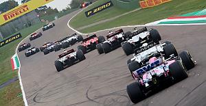 Formula 1, Türkiye GP'sinin iptal edildiğini duyurdu