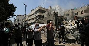 Hamas ve İsrail Gazze Şeridi'nde ateşkes konusunda anlaştı