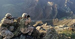 Irak'ta teröristlere pençe vuruldu