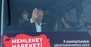 'Muharrem İnce'nin partisinin logosu ve sloganı belli oldu' iddiası