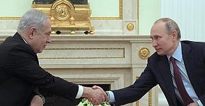 Putin ve Netanyahu, 9 Mayıs Zafer Günü öncesinde tebrikleşti