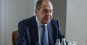 """Rusya Dışişleri Bakanı Lavrov: """"Türkiye Ukrayna'nın militarist duygularını beslemeyi bırakmalı"""""""