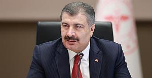 """Sağlık Bakanı Fahrettin Koca: """"Kısıtlamaların kademeli olarak kalkacağı günlere ulaşıyoruz"""""""