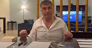 """Sedat Peker'den Mehmet Ağar'a şok sözler: """"Normal bir adamı nasıl FETÖ'cü yapıp mallarına çöktüğünü..."""""""