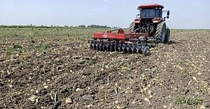 Soğan fiyatı 35 kuruşa kadar düştü, çiftçi ürünü toplamadan tarlayı sürüyor