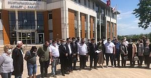 """Türkoğlu: """"Mustafakemalpaşa Belediyesi'nde mafya yöntemi uygulayan çete mi var? Pusu kuran Belediye olur mu?.."""""""