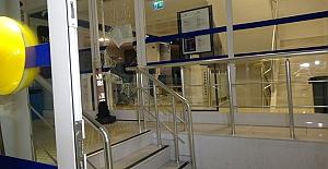 Bursa'daki banka soygununda hırsızlar sadece 200 lira çalabildiler
