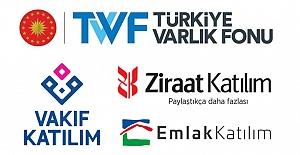 Kamu katılım bankları birleştirilerek TVF'ye devredilmesi planlanıyor