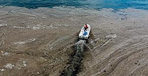 Marmara Denizi'nde müsilajla mücadele eylem planı açıklandı