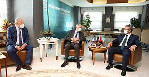 Nilüfer ile Fransa arasında kültürel işbirliği